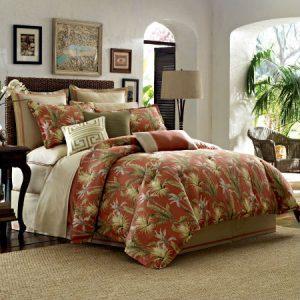Build a Tropical Bedroom
