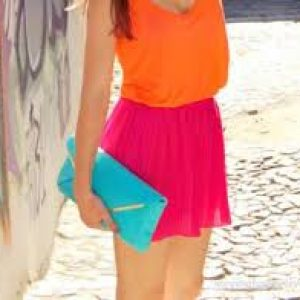Why bright colors are much better for you during the summer